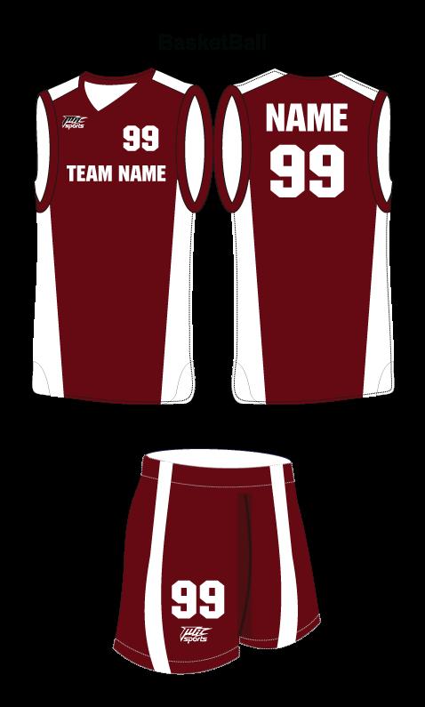 199f2c44522a Custom Basket Ball Uniform 7 – Ma Sports